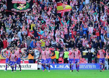 El Sporting se queda en la Liga BBVA y Getafe y Rayo descienden a Segunda