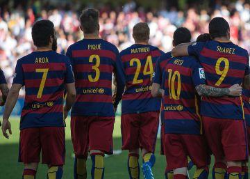 La novela del Barça