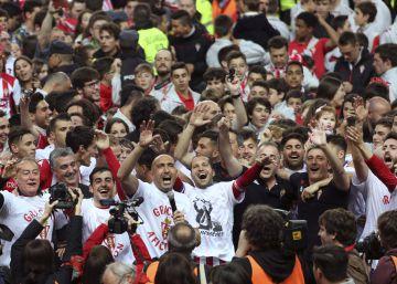 El Sporting festeja y Getafe y Rayo lloran el descenso
