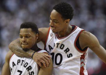 Lowry y DeRozan ponen a Toronto en la final del Este
