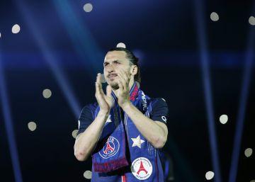 El excéntrico adiós de Ibrahimovic