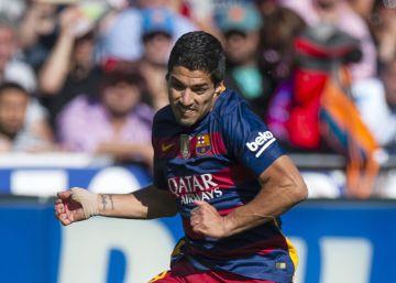 Cristiano remata, Suárez golea, Trashorras pasa