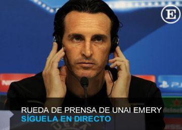 Directo | Rueda de prensa de Emery