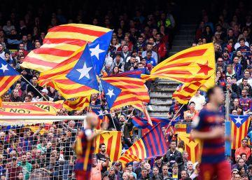 Puigdemont no irá a la final de la Copa del Rey en protesta por el veto a las esteladas
