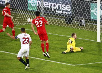 El Sevilla vence al Liverpool y se proclama campeón de la Europa League