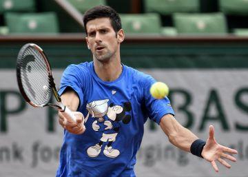 Djokovic asoma en las semifinales