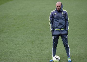 Zidane impone la normalidad