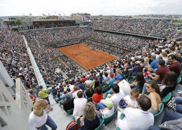 Un Roland Garros fortificado