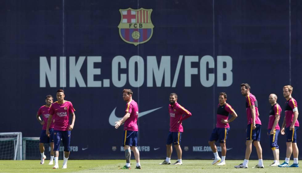 Nike salva las cuentas del Barça