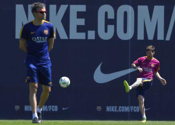 Nike salva las cuentas del Barcelona con una mejora del contrato