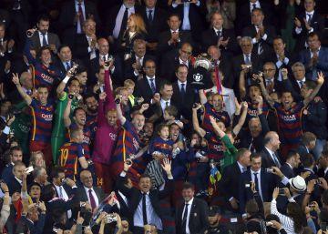O Barça, campeão dos campeões