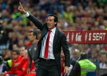 """Emery: """"Nos ha faltado frescura"""""""