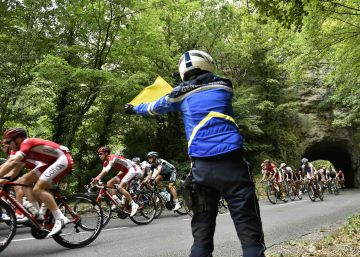 Francia desplegará 23.000 agentes para el Tour