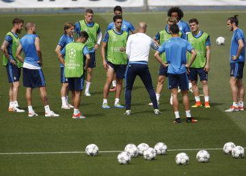 Un aprendiz llamado Zidane