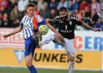 El Albacete baja a Segunda B