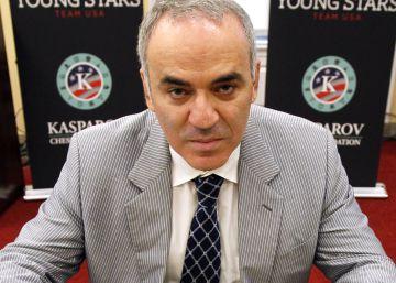 La Fundación Kasparov formará en ajedrez a docentes en España