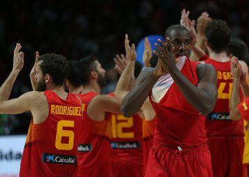 España estará en Río 2016 y en el Eurobasket 2017