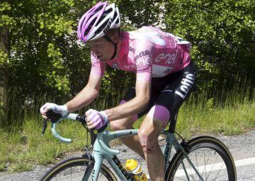 Kruijswijk toma la salida de la última etapa alpina