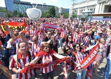 De Valladolid a Milán con el himno a tope