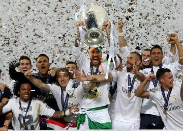 El Madrid alarga la maldición del Atlético