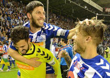 El Alavés vuelve a Primera