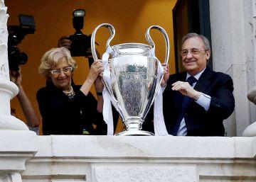El Madrid 'presenta' la Undécima