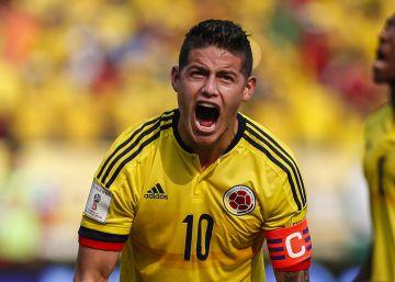 La incógnita de James, la incógnita de Colombia