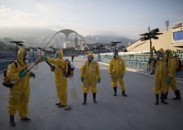 Antimosquitos para el equipo olímpico español