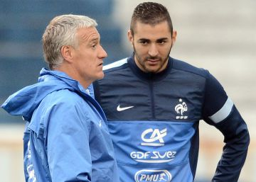 Francia condena a Benzema