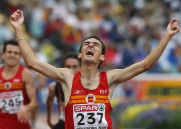 Jesús España lidera el cambio contra el dopaje