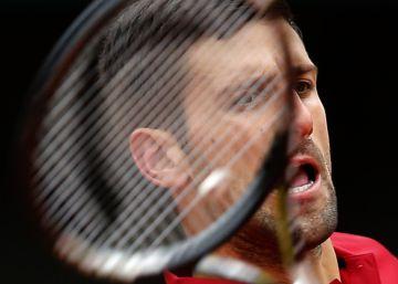 Los malos modos de Djokovic