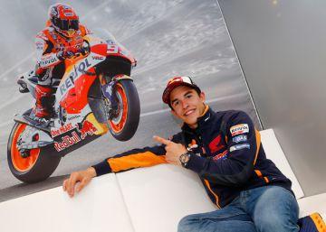 Márquez renueva con Honda hasta 2018