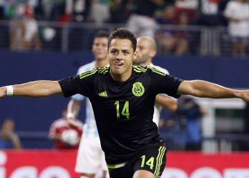 La madurez de Chicharito