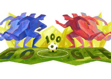 La Copa América 2016 también se juega en Google