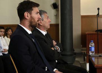 """El abogado del Estado equipara a Messi con un """"capo criminal"""""""