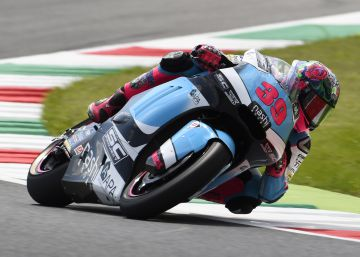 Moto2 rider Luis Salom dies after accident at Montmeló