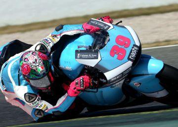 Muere Luis Salom tras su accidente en el circuito de Montmeló