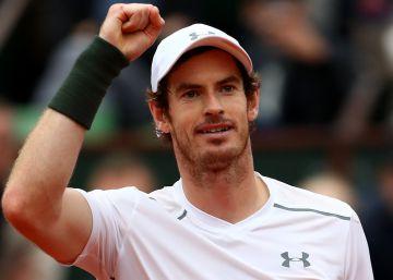Murray y Djokovic, finalistas en Roland Garros