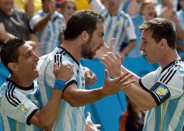 Argentina vale 589 millones de dólares