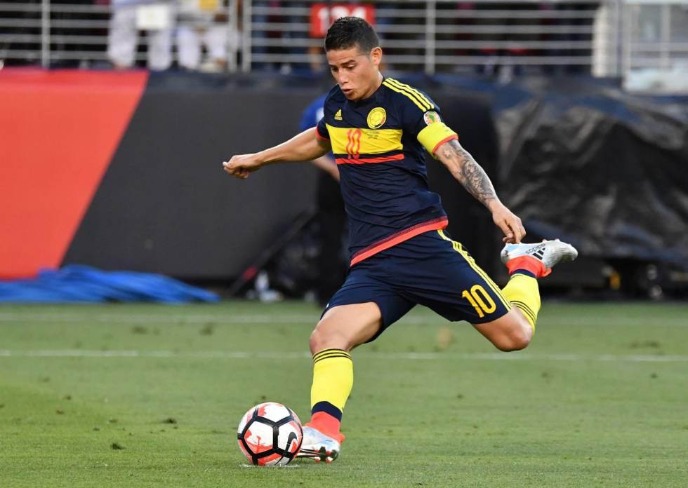 Estados Unidos vs Colombia en vivo en la Copa América 2016 ...