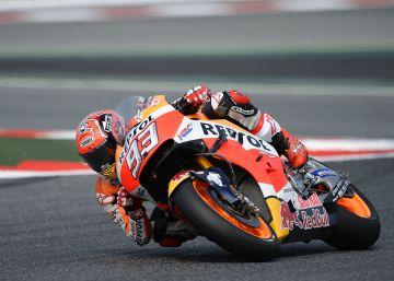 La pole en Montmeló es para Márquez