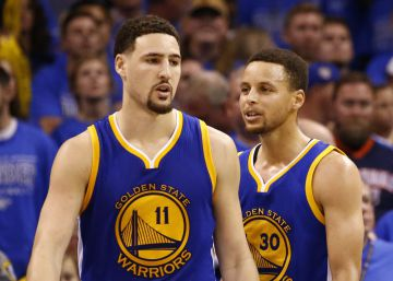 Curry, Thompson y los privilegios