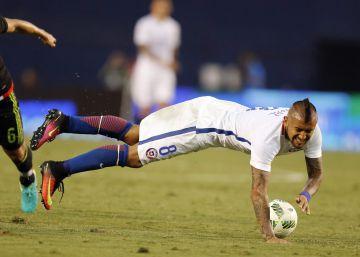 Vidal, nacido para luchar