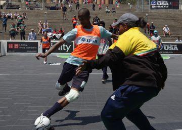 El 'soccer' no es solo para blancos