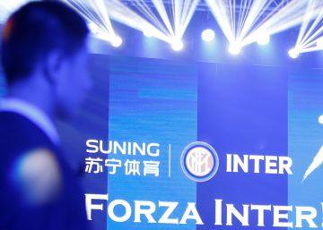 A Inter de Milão passa para mãos chinesas