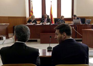 Os Messi se agarram à tese do engano para serem absolvidos