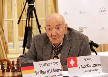 Muere Korchnói, gran campeón sin corona, a los 85 años