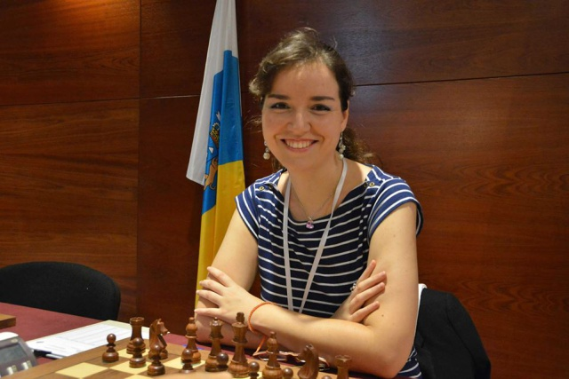 Sabrina Vega asombra como subcampeona de Europa