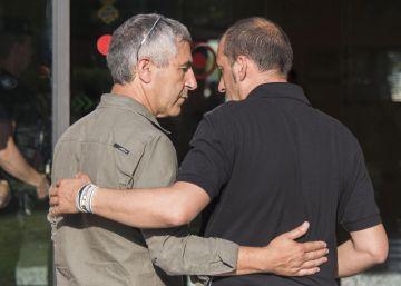Familia y amigos despiden a Salom en la capilla ardiente en Mallorca