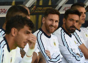La Argentina sin Messi